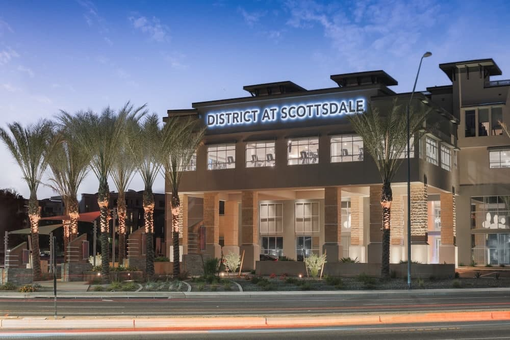 District at Scottsdale property